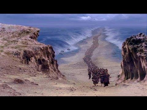 Arqueólogos Descubren En El Mar Rojo El Ejército Que Persiguió Moisés ¡Increíble!
