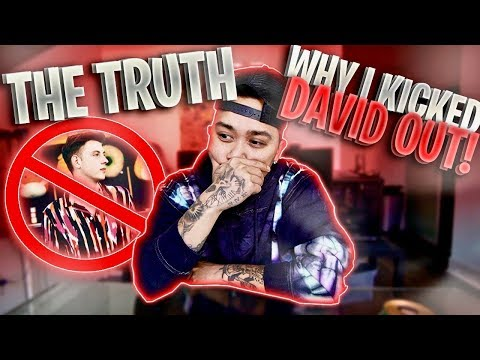 The Truth About Why I Made David MOVE OUT!!