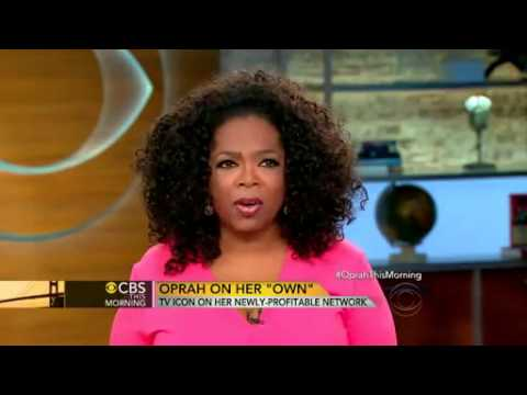 Oprah reflects  OWN success, O magazine, and more