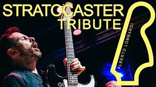 Fender Stratocaster Tribute - Alberto Lombardi best live mix