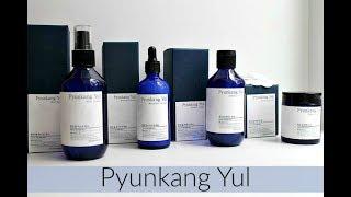 "Pyunkang Yul 🦄 и ""диета для кожи"" 🍨 минимализм 🥛"