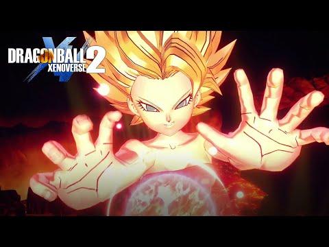 Dragon Ball Xenoverse 2 - Caulifla Trailer
