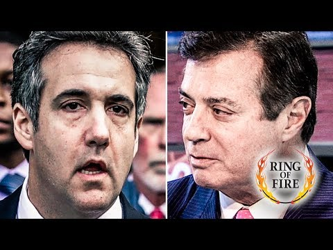 Michael Cohen May Be More of a Threat to Trump Than Manafort