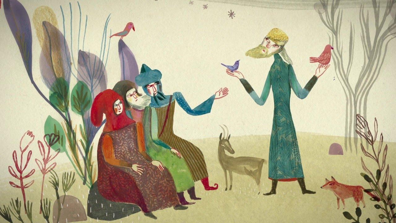 Booktrailer del \'Libro del gentil y de los tres sabios\', de Ramon ...