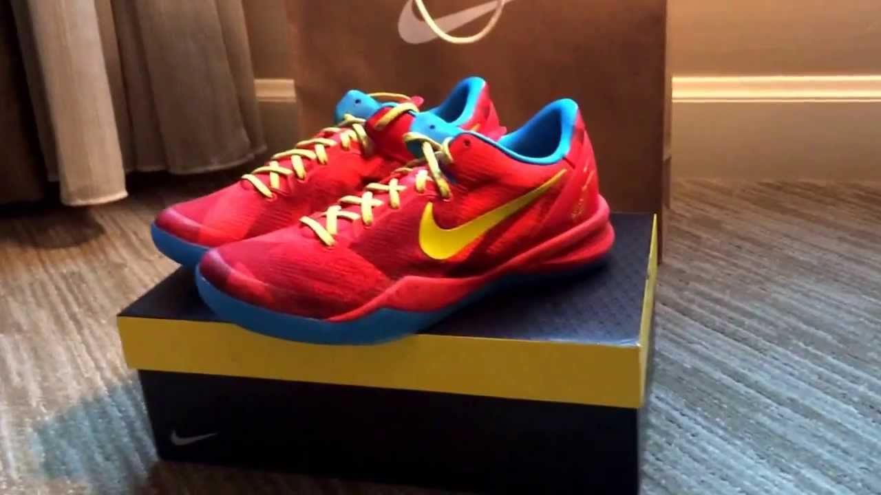 wholesale dealer abe41 44d83 Kobe 8 Year Of The Horse (Unboxing)   (Review) (HD) - YouTube