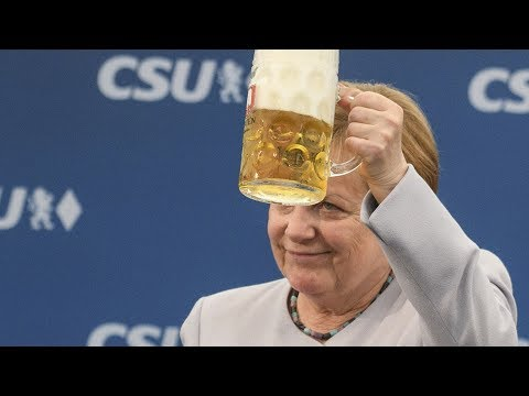 Thumbnail: German Chancellor Merkel says Europe can no longer count on the US