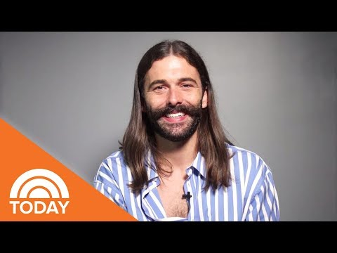 'Queer Eye' Star Jonathan Van Ness Has 1 Piece Of Advice For His Younger Self | TODAY