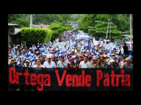 Bianca Jagger visita campesinos Nicaraguenses afectados por el Gran Canal Interoceanico de Nicaragua