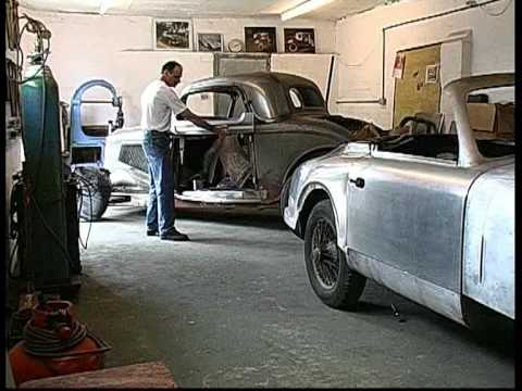 CLASSIC CAR BODY RESTORATION YouTube - Classic car rebuild