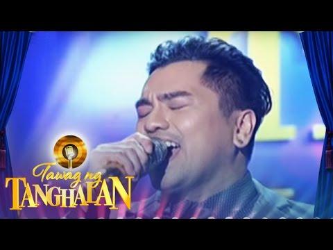 Tawag ng Tanghalan: Jex De Castro | Lay Me Down (Ultimate Resbak)