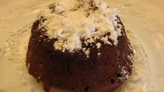 Betty's Perfect Chocolate Volcano Cake
