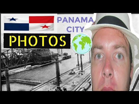 Panama City, Panama: a photographer's journal