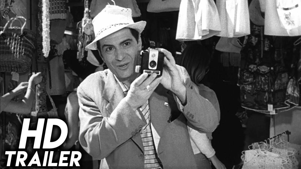 El Verdugo (1963) ORIGINAL TRAILER [HD 1080p]