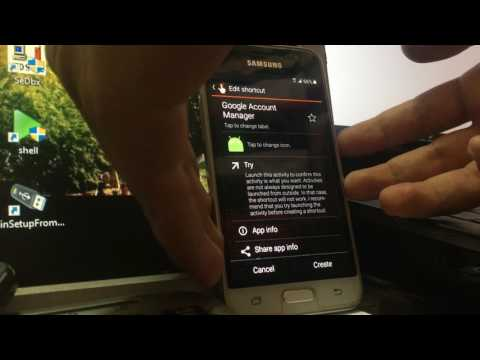 new method 2017  - Bypass Google Account (FRP) Protection on Android  on All Samsung