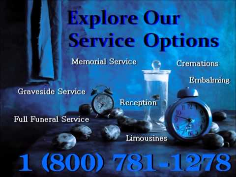 Funeral Home Example - Lead Generation Video - B&B Web Consulting