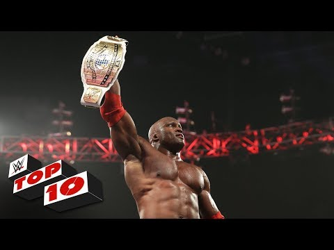 Top 10 Raw moments: WWE Top 10, January 14, 2019