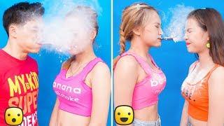 TRY NOT TO LAUGH | BEST FLOUR PRANK EVER!! MANNEQUIN PRANK | Tik Tok Prank | Funny Pranks On Friends