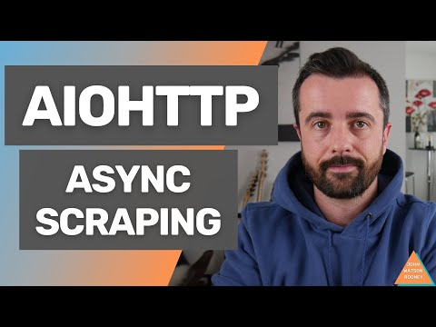 Web Scraping with AIOHTTP and Python