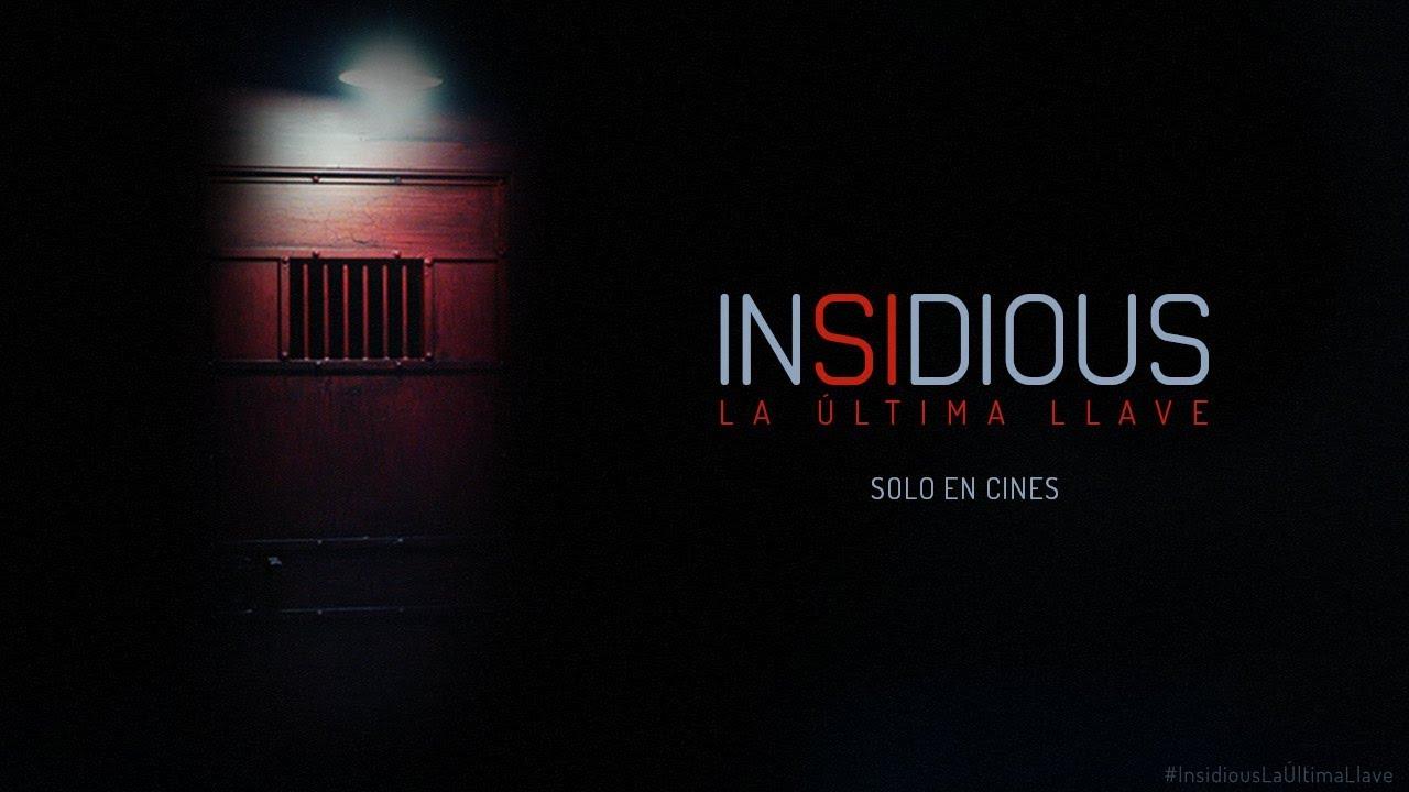 INSIDIOUS: LA ÚLTIMA LLAVE. Tráiler Internacional #1. Ya en cines.