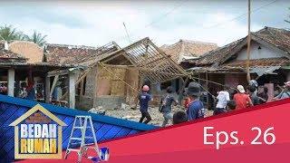 Pasang Ubin! Bintang Tamu Asyifah Belajar Nyemen | BEDAH RUMAH EPS. 26 (3/4) GTV 2018