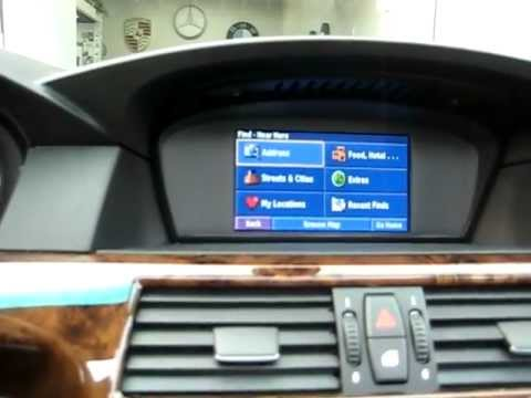 bmw navigation upgrade youtube. Black Bedroom Furniture Sets. Home Design Ideas