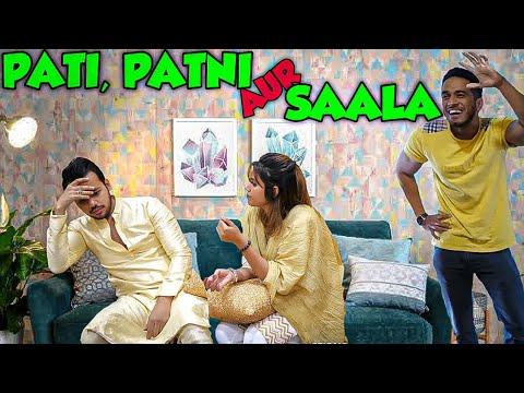 Download PATI PATNI AUR SAALA    Hyderabad Diaries