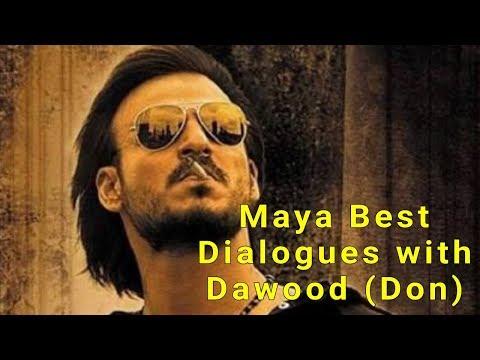 Maya Best Dialogue with Don   Maya Attitude   NdTrend   New Whatsapp Status  