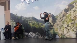 beautiful spanish dance