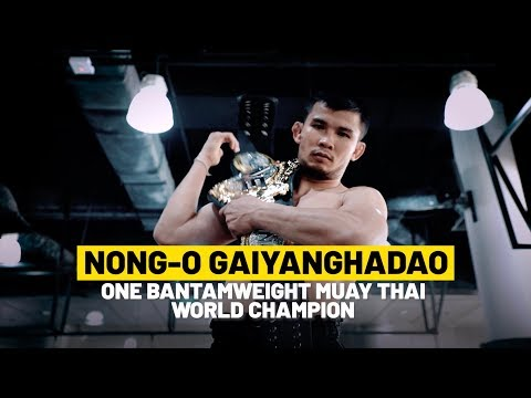 Nong-O's Rocky Road To Greatness | ONE Feature
