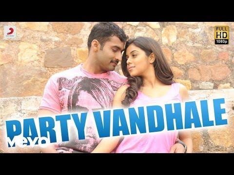 Vellore Mavattam - Party Vandhale Lyric | Sundar C Babu