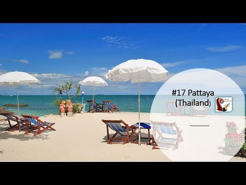 #17 Places to visit in Pattaya | Picnic spot & Tourist Attraction | Thailand Tourism