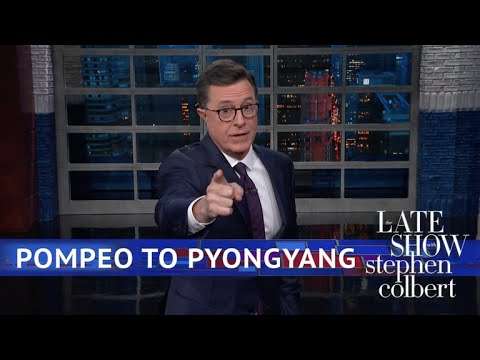 NotSecretary Of State Mike Pompeo Went To North Korea
