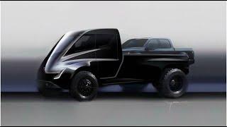 Tesla Pickup Truck - Game Changer
