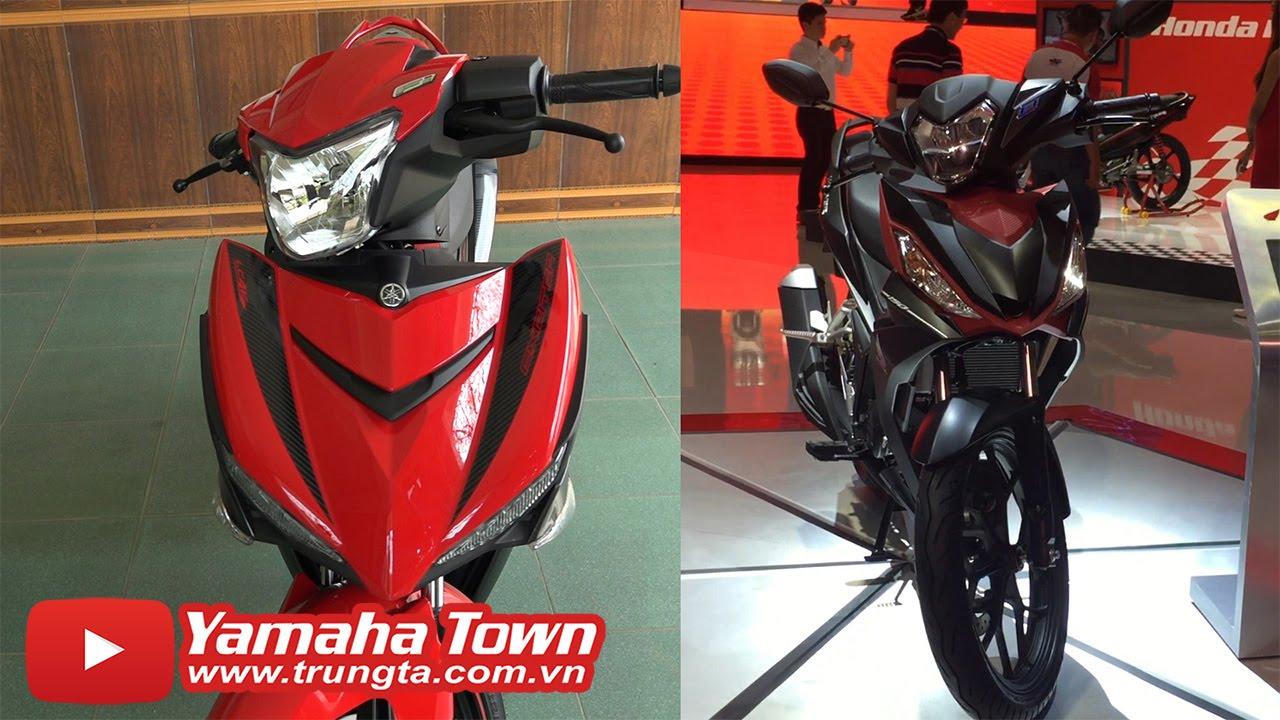 Honda Winner  Vs Yamaha Exciter