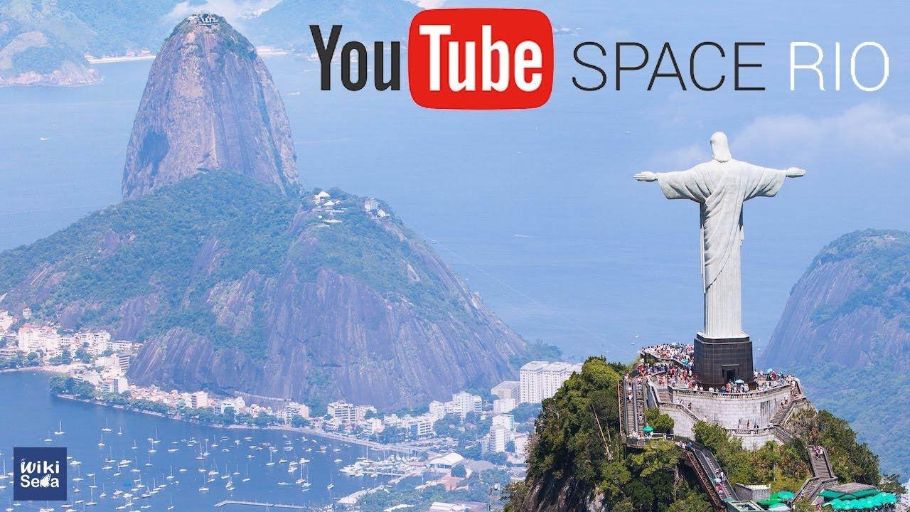 Viaje a YouTube Space Rio de Janeiro