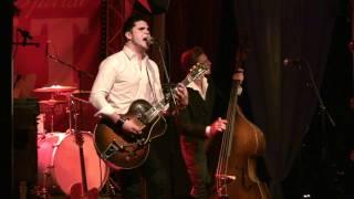 John Lindberg Trio - Santa, bring my baby back to me Live