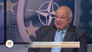 70 éves a NATO, 20 éve csatlakozott Magyarország