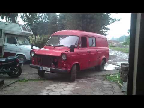 Ford transit 1.7 V4 mk1