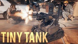 Tiny Tank (360 VR video!) thumbnail