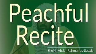Surah-Al-Mulk | peaceful recite | Sheikh Abdur-Rahman as-Sudais