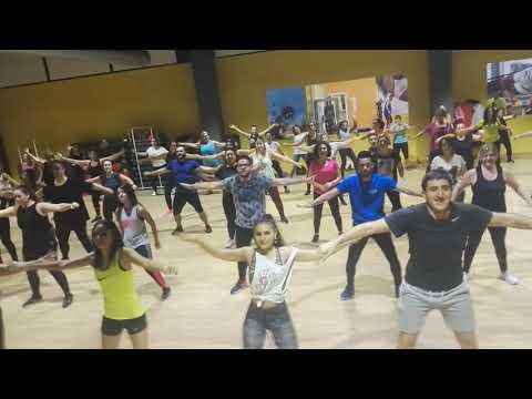 JAC Dance Vs. David Guetta Ft. J Balvin - Para Que Te Quedes (Live)