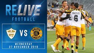 Absa Premiership | Stellenbosch FC v Kaizer Chiefs  | Highlights
