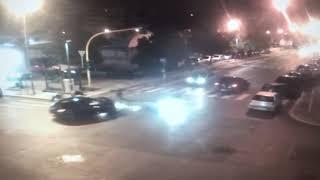 Bari,muore 17 enne in moto:video dello schianto!