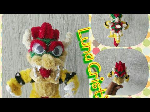 BOWSER (super Mario) De Limpiapipas