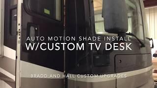 Gambar cover Power Lift TV Desk in RV