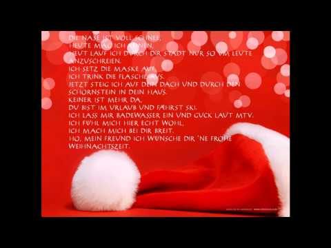 Weihnachtssong (Lyrics on Screen)