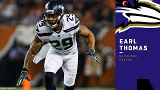 Earl Thomas SIGNS With Ravens!!
