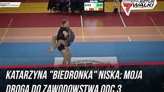 """Katarzyna """"Biedronka"""" Niska: Moja Droga Do Zawodowstwa"""
