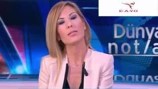 GÜZEL EKONOMİSTTEN SİYAH ÇORAPLI BACAK ŞOV 2017 Video