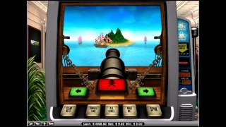 Клуб Vulkan представляет - игровой автомат Pirate's Gold(Увлекательный игровой автомат под названием Золото Пиратов, который доступен в онлайн игровом клубе Вулка..., 2014-08-08T08:30:32.000Z)